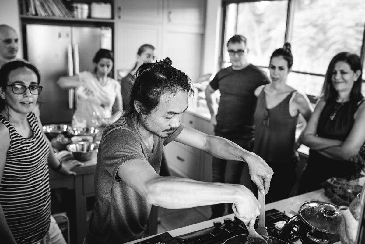 ג'אי תאי סדנאות בישול תאילנדי
