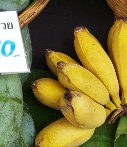 בננה תאילנדית קטנה